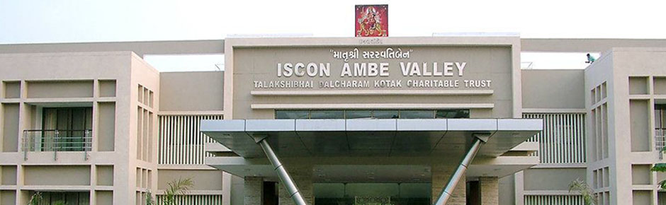 Iscon Ambe Valley